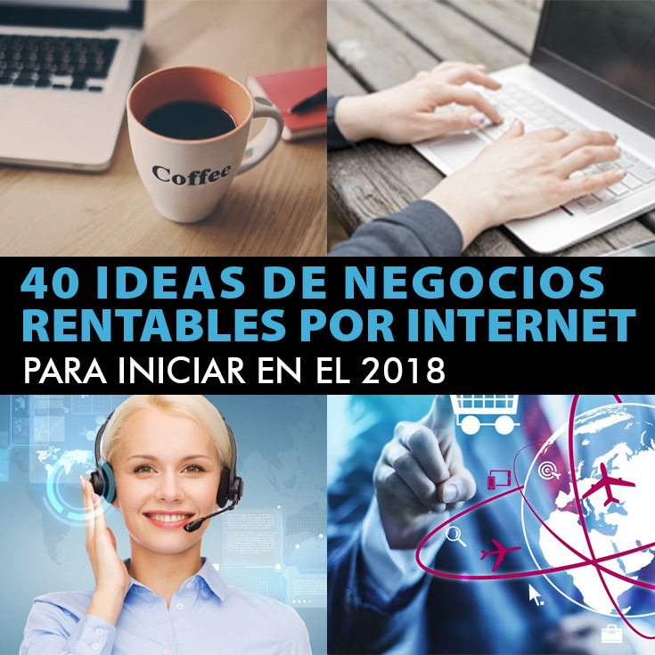 40 Ideas De Negocios Rentables Por InterPara Este 2018