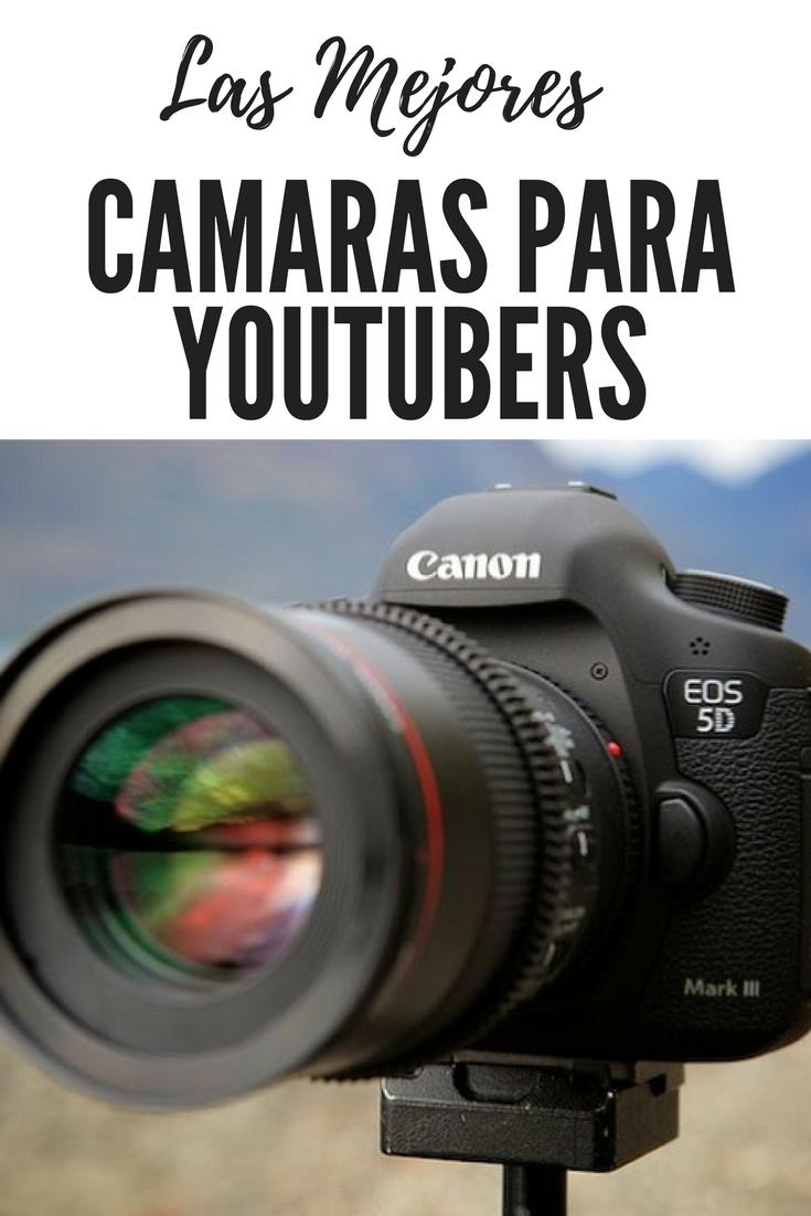 Las Mejores Cámaras Para YouTubers Y VideoBloggers En El 2018 ...