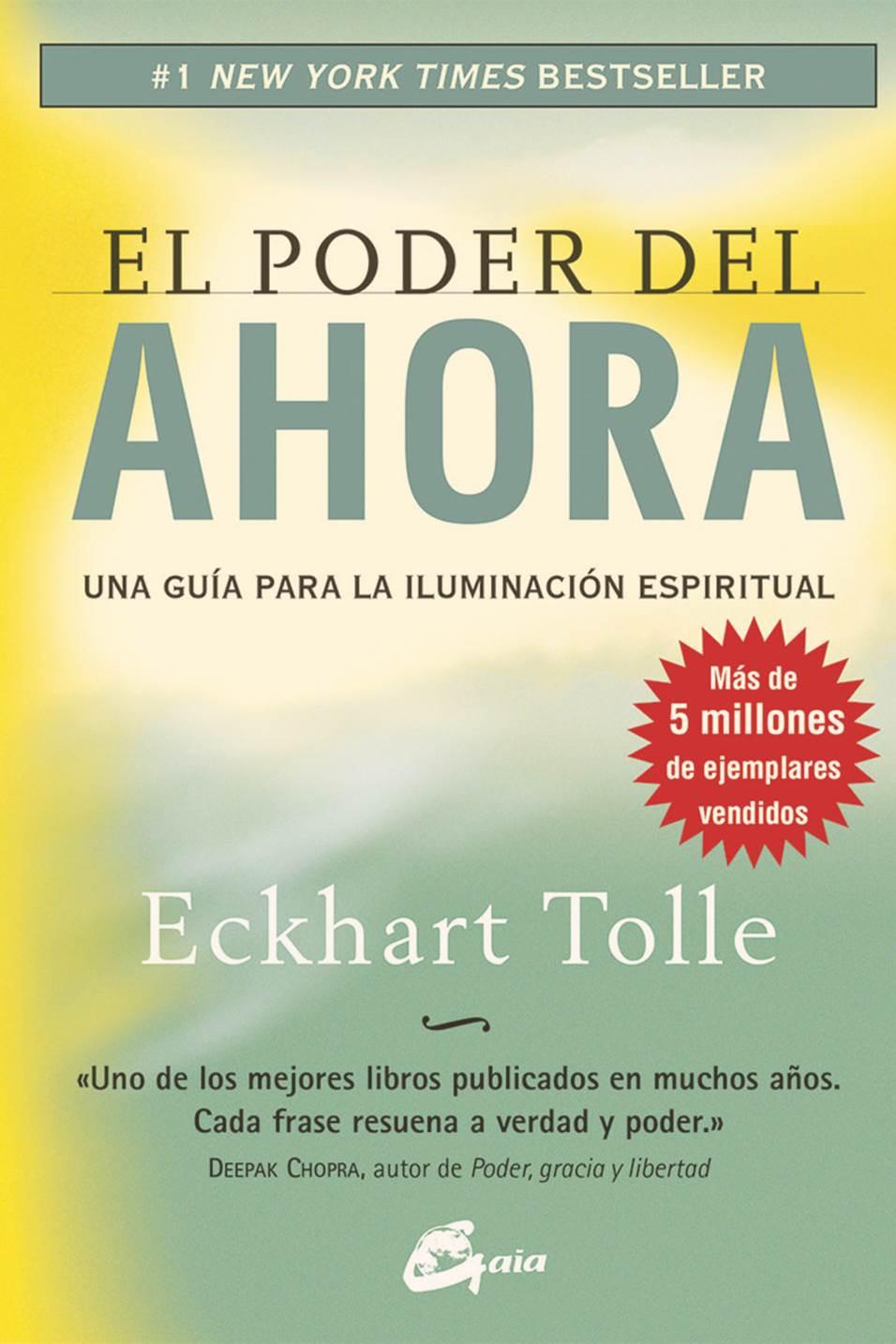 El poder del ahora – por Eckhart Tolle